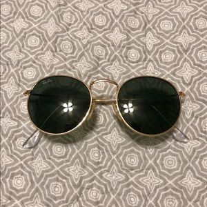 Authentic RayBan Classic Round Sunglasses